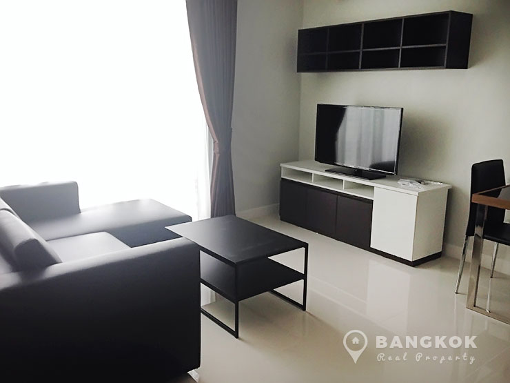 the mark ratchada-airport link 1 bed 40 sq.m for rent near MRT