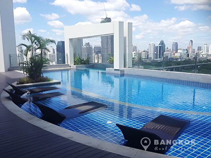 Rent The Mark Ratchada Airport Link New Modern 1 Bed