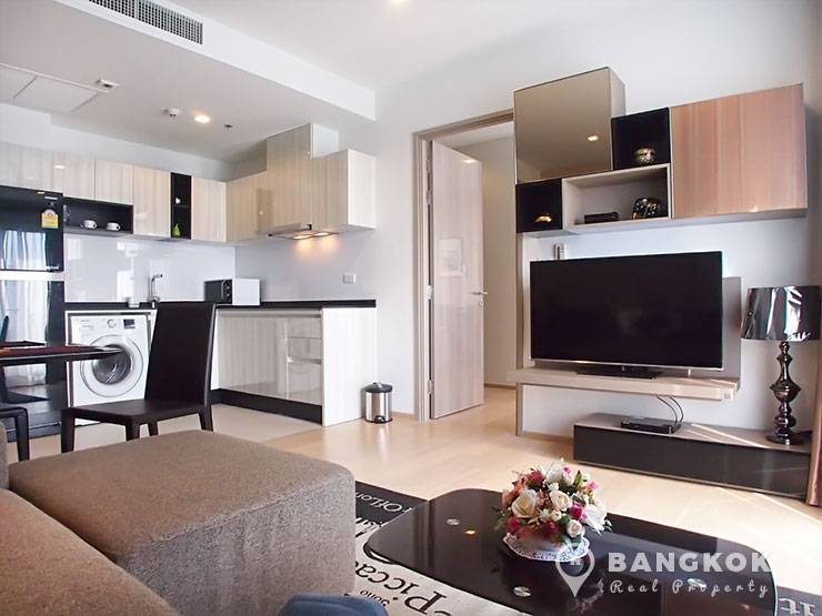 HQ by Sansiri | Stunning Brand New Spacious 1 Bed in Thonglor photo