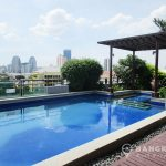 Sathorn Plus by the Garden High Floor Corner 2 bed 2 bath for sale