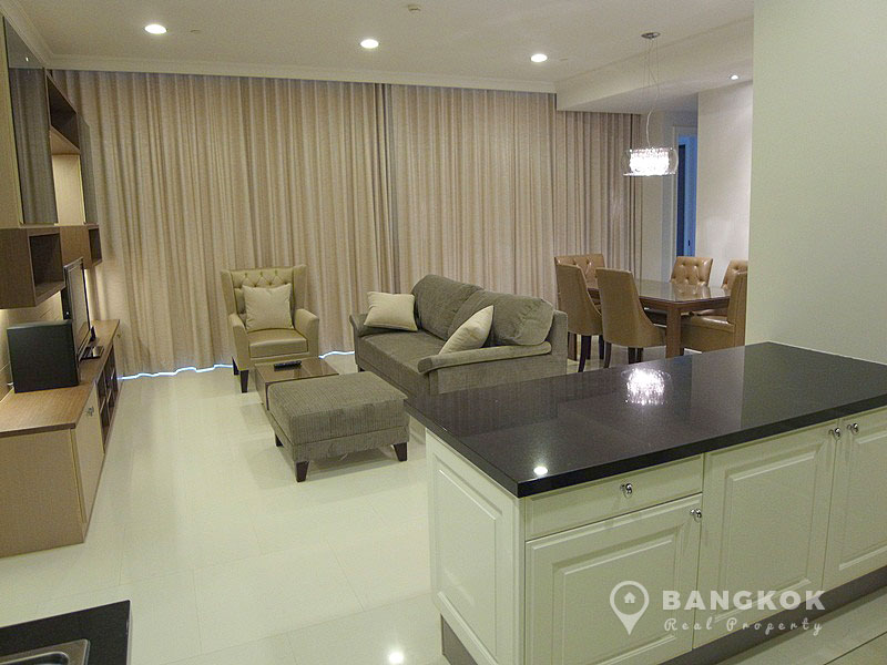 Royce Private Residences | Luxury Modern 3 Bed Condo in Sukhumvit photo