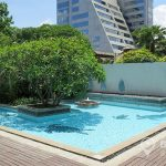 Athenee Residence Condo Chidlom BTS 1 bedroom Swimming Pool