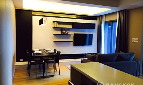 Hyde Sukhumvit mid floor 1 bed 55 sq.m for rent
