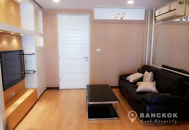 Amethyst Condo Thong Lo BTS Living Room