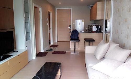 D25 Condo Thong Lo Living Room