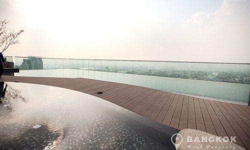 Rhythm 44.1 Phrakhanong BTS Swiming Pool