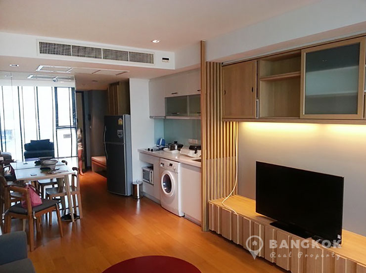 The Alcove Thonglor 10 | Stunning Bright High Floor 1 Bedroom photo