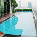 The Alcove Thonglor 10 Ekkamai BTS Swimming Pool