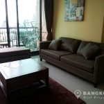 Aguston Sukhumvit 22-high floor 1 bed 1 bath 56.sq.m near BTS