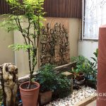 Baan Klang Krung Village Thong Lor BTS 4 bed 6 bath Garden
