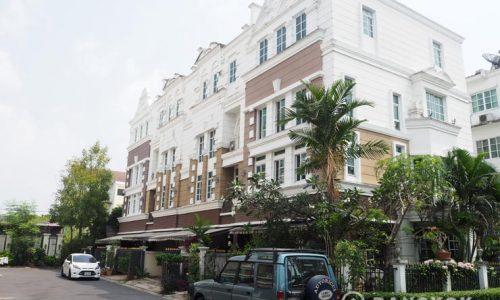 City Plus Park Sukhumvit 101.1 3 bed 4 bath town house to rent