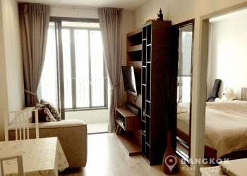 Ideo Mobi Rama 9 MRT 1 bedroom 19k Featured