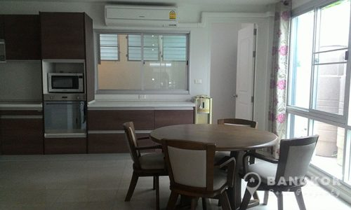 Plus City Park Srinakarin Suanluang 3 bed 3 bath house to rent