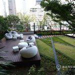 Rhythm-Sathorn-mid-floor-modern-1-bed-near-surasak-BTS-Garden