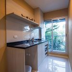 Rhythm-Sathorn-mid-floor-modern-1-bed-near-surasak-BTS-Kitchen