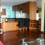 Sampoon Gardens Very Large 1 bed 2 bath 85 sq.m near Surasak BTS