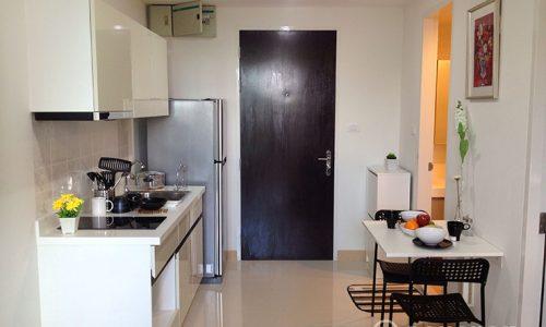 President Sukhumvit mid floor 1 bed 35 sq.m to rent near BTS