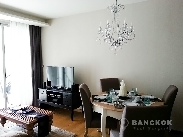Via 31 | Beautiful Low Rise 2 Bed 2 Bath in Phrom Phong photo