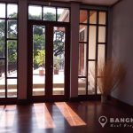 Detached Modern 5 Bed Sathorn House with Large Garden to rent