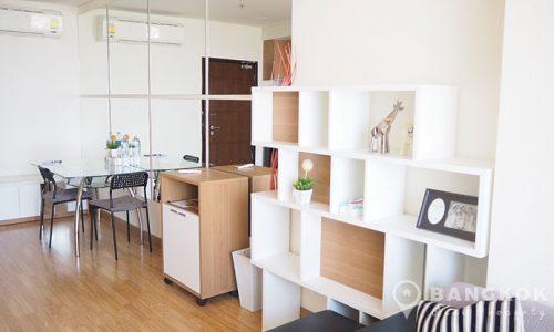 Le Luk Condominium Bright Modern 1 Bed near BTS Phra Khanong for rent