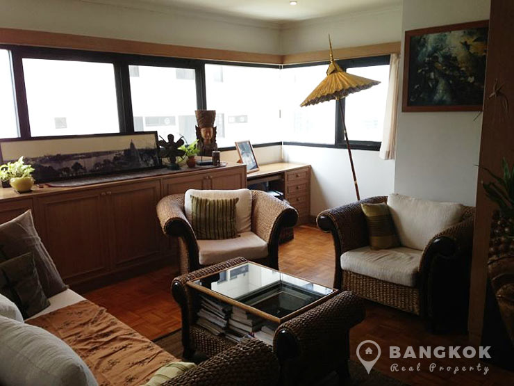 Sathorn Gardens | Spacious 1 Bed with Large Terrace photo