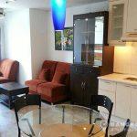 Wittayu Complex Superb 2 Bed 1 Bath near Phloen Chit BTS to rent