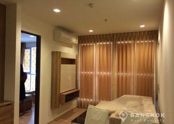 Rhythm Sathorn Modern Spacious 1 Bed near Surasak BTS for sale