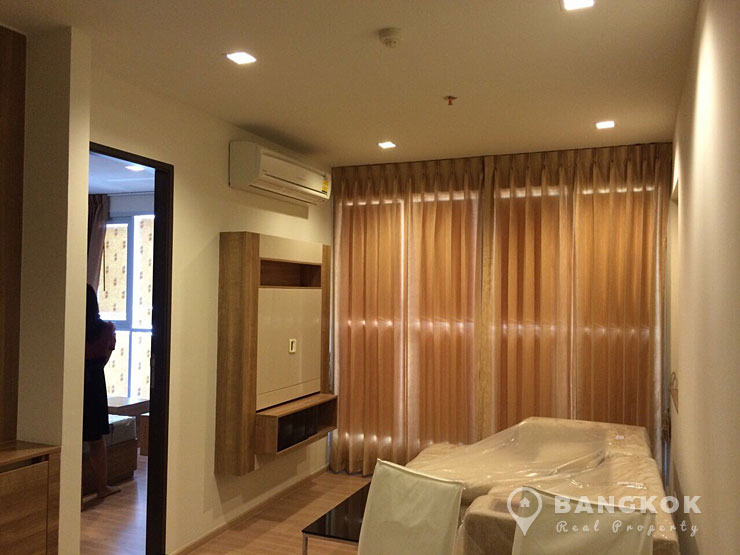 Rhythm Sathorn | Modern Spacious 1 Bed near Surasak BTS photo