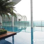 Rhythm Sukhumvit Modern 2 Bed 2 Bath mid floor Condo at On Nut BTS to rent