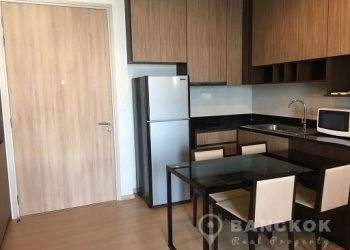 The Capital Ekamai - Thonglor brand new 2 bed 2 bath 60 sq.m condo to rent