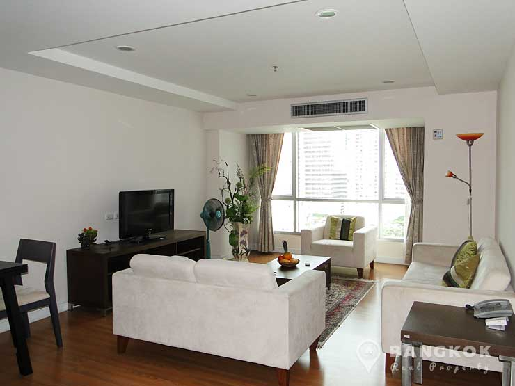 The Trendy Condominium | Spacious 1 Bed 2 Bath at Nana BTS photo