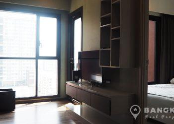 Wyne Sukhumvit Spacious 1 Bed Great Views near BTS to rent