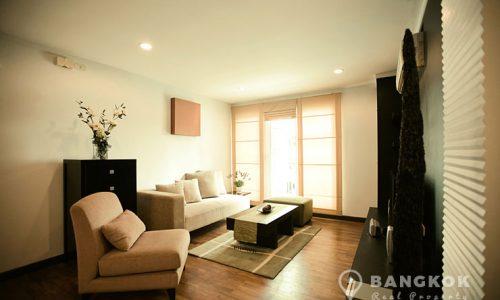 Baan Siri Sukhumvit 13 Modern mid floor 2 bed 2 bath 73 sq.m near Nana BTS