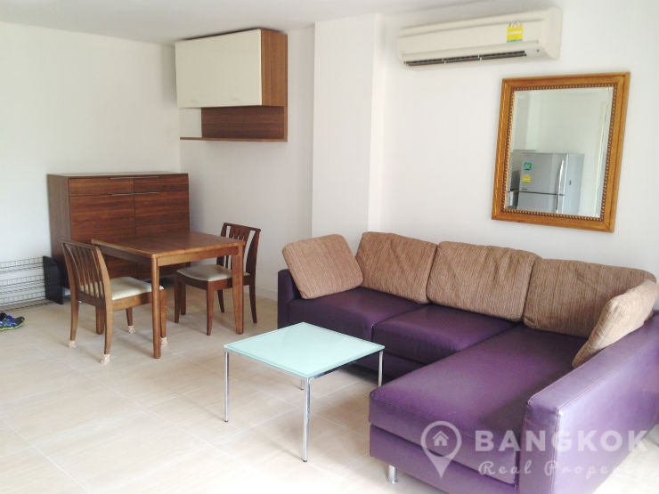 Condo One Siam Bright Spacious 1 Bed overlooking Jim Thompson to rent