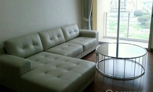 My Resort Bangkok mid floor 2 bed 2 bath near MRT to rent