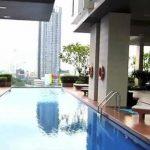 My Resort Bangkok mid floor 2 bed 2 bath near MRT to rent