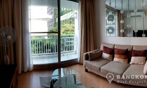 Plus 38 Condo high floor 1 bed 1 bath 49.11 sq.m for sale near BTS