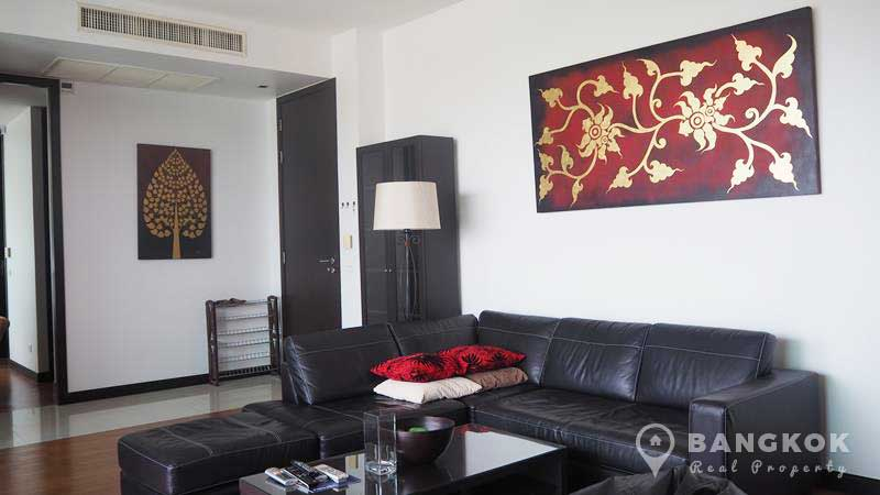 The Lofts Yenakart Bright Modern 2 Bed 2 Bath 92 sq.m with Large Balcony to rent