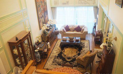 The Rajdamri Impressive Elegant 2 Bed 2 Bath Duplex to rent