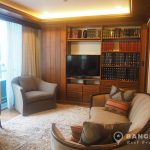 The Rajdamri Stunning Thai Colonial 3 Bed Duplex Penthouse to rent