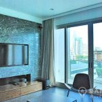 185 Rajadamri Condominium Ultra Modern Corner 2 Bed 2 Bath to rent