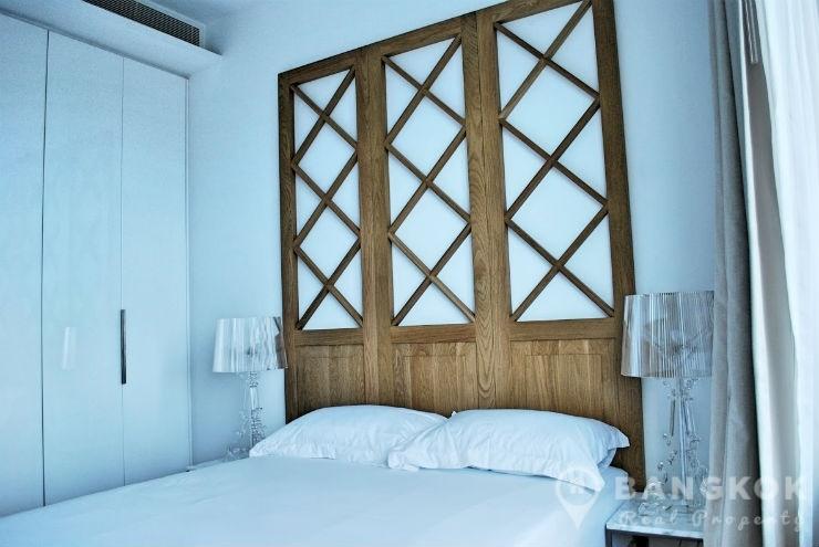 Rent 185 Rajadamri Condominium Ultra Modern 2 Bed