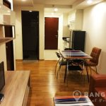 Abstracts Phahonyothin Park Modern 1 Bed Condo near MRT to rent