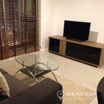 Aspire Rama 9 Modern High Floor 2 Bed 2 Bath near MRT to rent