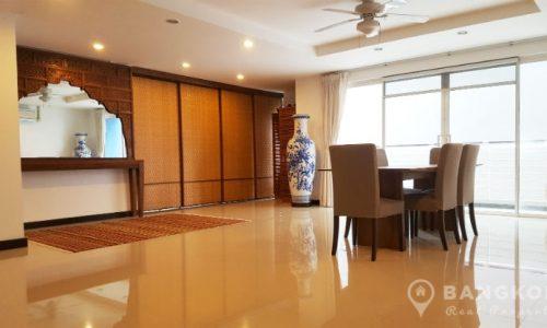 Avenue 61 High Floor Spacious 4 Bed 3 Bath near Ekkamai BTS to rent