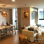 Liv at 49 Brand New High Floor 3 Bed 2 Bath near Thonglor BTS to rent