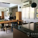 Modern Spacious 4 Bed Thonglor House with Private Pool to rent