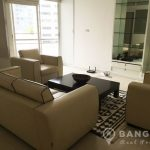Moon Tower mid floor 2 bed 2 bath condo to rent near Thonglor BTS
