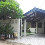 Sammakorn Village Detached 3 bed 2 bath house