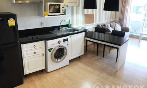 The Seed Memories Siam High Floor Modern 1 Bed a bath at BTS to rent